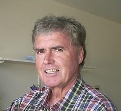 John Barnet, former Bunyip editor, 2007