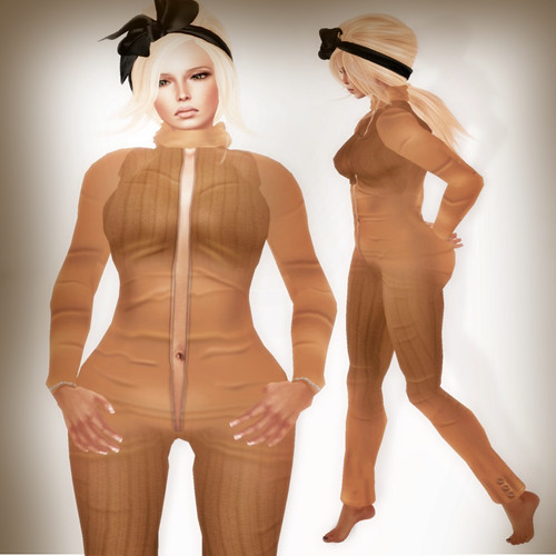 A&A Fashion Layla Overall tan