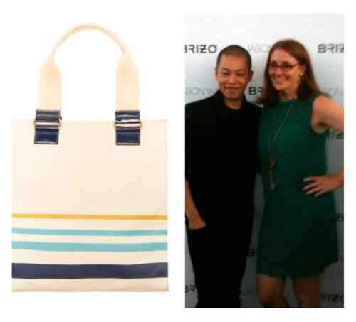 Jason Wu Canvas Tote