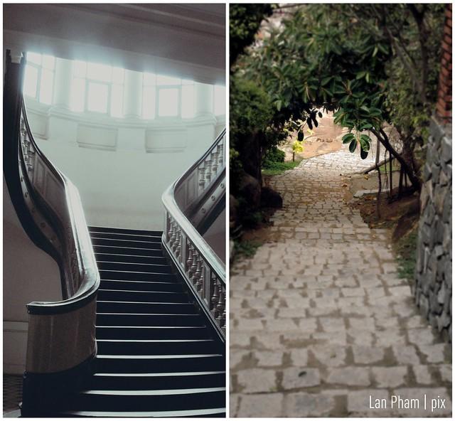 Vietnam - stairs