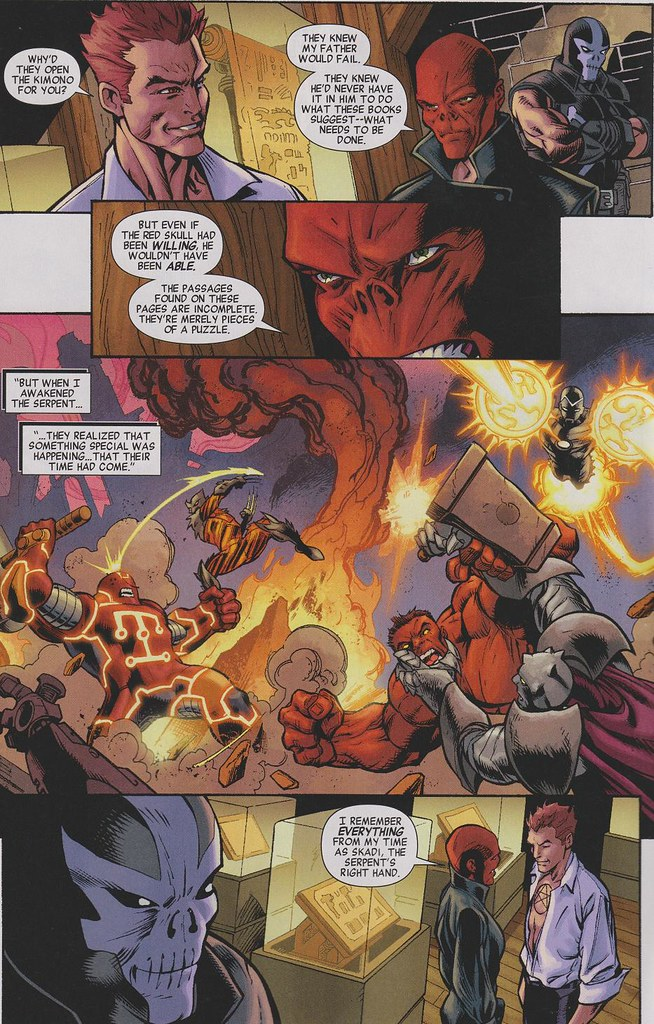 fear itself the fearless #8