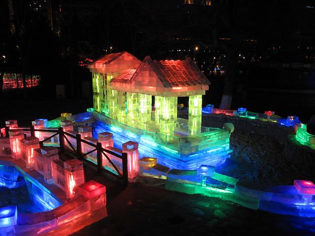 Ice Festival, Zhaolin Park (冰雪游园会, 兆麟公园)