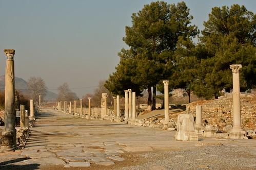 Efes (Ephesus) - Turkey