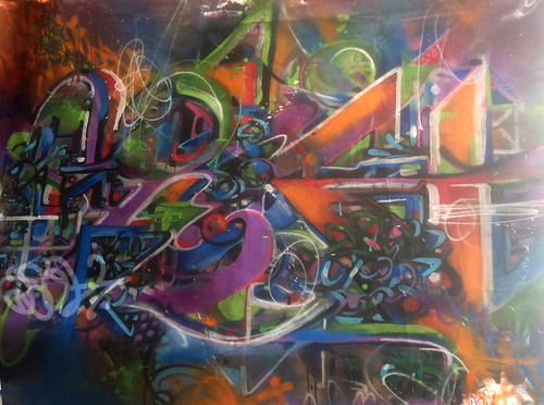 abstrct xpress by eL hue V
