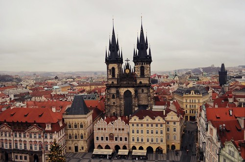 Prague old town by The Globetrotting photographer