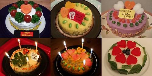 Kaiser's BD Cakes (Age 1-6)
