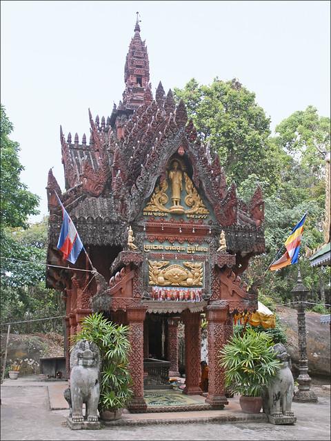 Pagode (Phnom Kulen) | Flickr - Photo Sharing!
