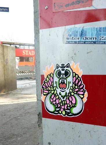 Flash is fesch! by SFCEE...Creature Ink.