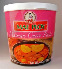 Massaman van Mae Ploy