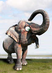 Elephant - Caricature
