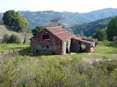 Barn At English Camp