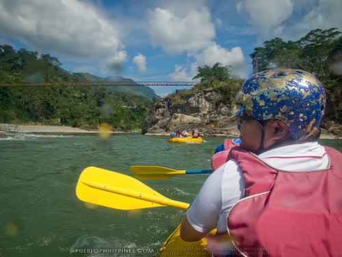 White Water River Rafting - Tabuk - Kalinga, Philippines (105940 - 120123)