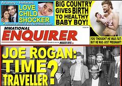 MMA Meets National Enquirer!