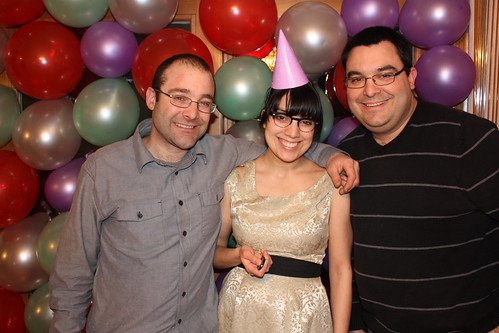 Anthony, Sara & Joe - 2/4/12