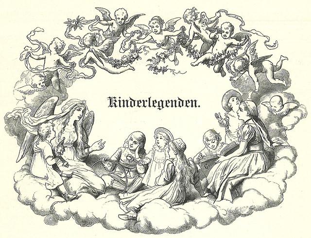 Brüder Grimm / Kinder- und Hausmärchen / Bild 144