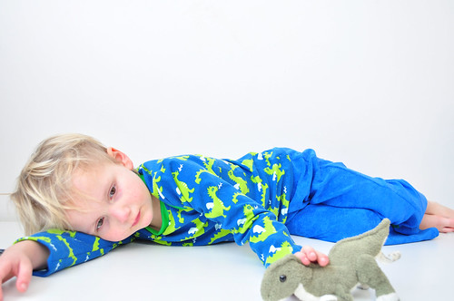 dragon pajamas