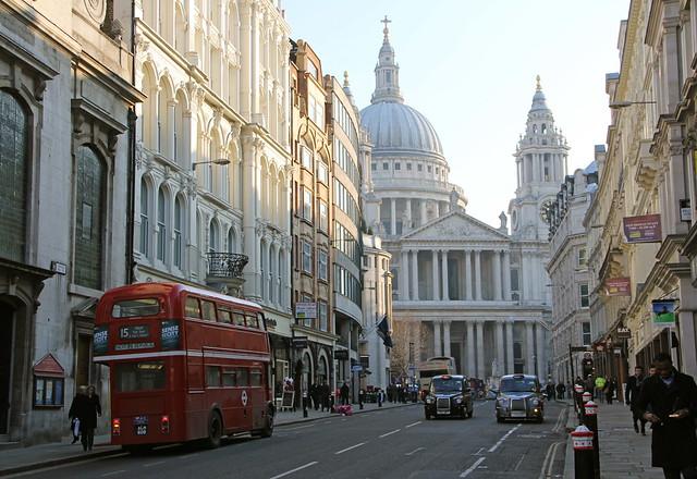 Beautiful London Morning