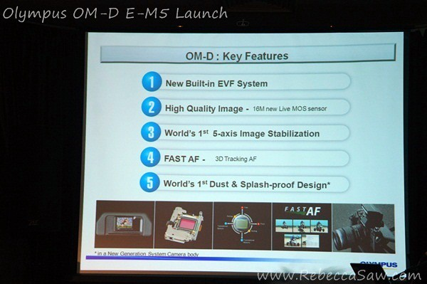 olympus OM-D Launch (20)