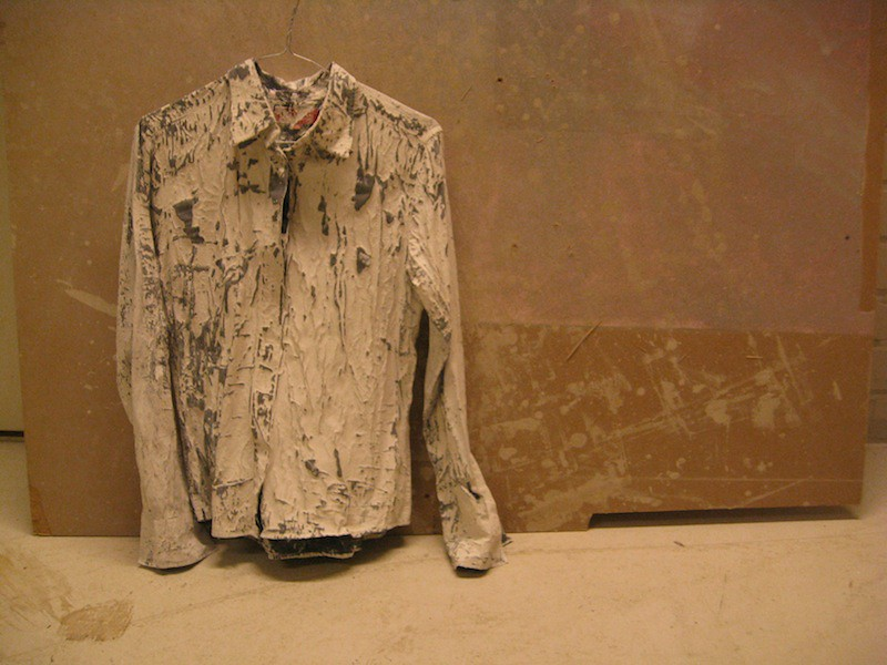 DIY Margiela painted clothes by OutsaPop