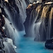 Waterfall Blues by Mike Berenson - Colorado Captures