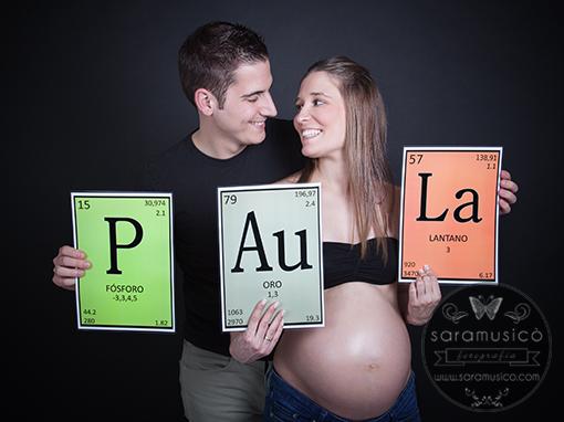 Fotografia de embarazadas