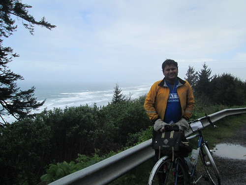 Narayan at Anderson Viewpoint