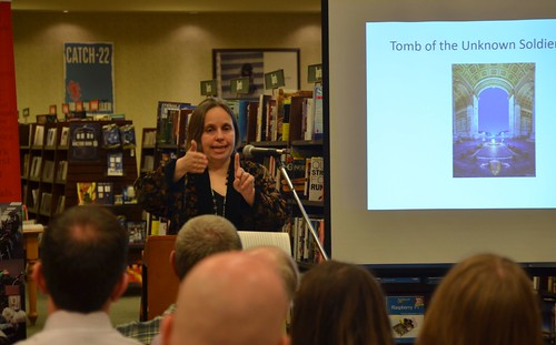 Russian historian Karen Petrone talke about her book The Great War in Russian Memory