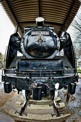 HDR Photo: Steam Locomotive