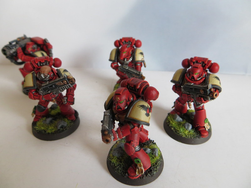Space Marine Troop I