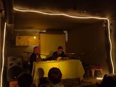 Ruhrbarone-Lesung mit Frank Patalong und Konrad Lischka