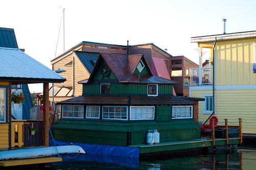 Floating Teahouse?