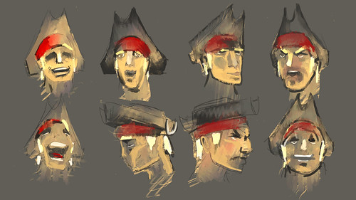 Hero Expressions