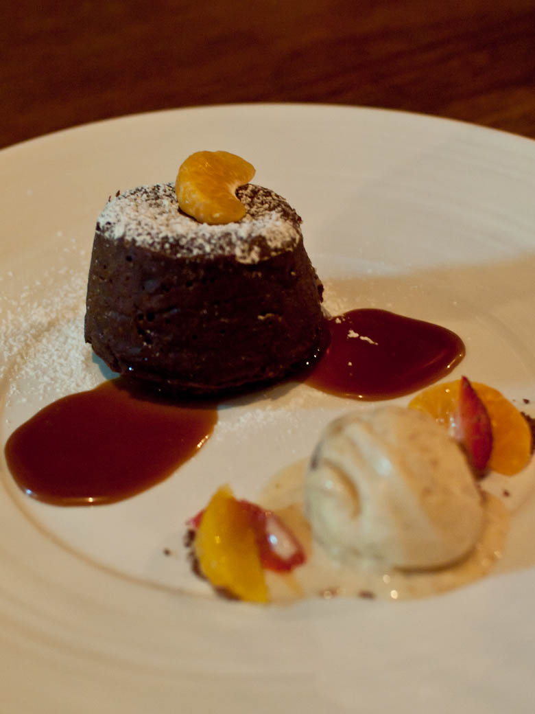 Steer - Chocolate Bourbon Fondant $14