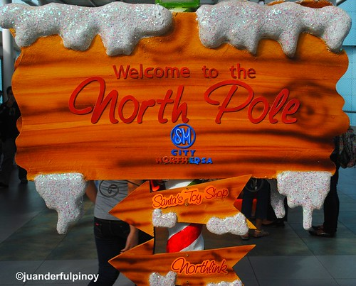 Northpole Christmas at SM north edsa
