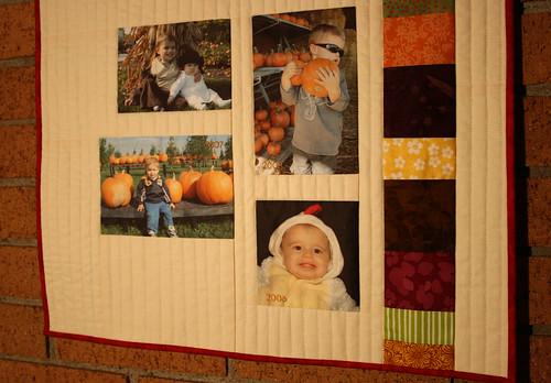 Fall Memories Quilt 8