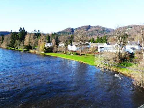 Dunkeld and River Tay