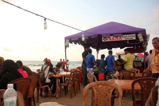 Nana Fast Food, Colombo, Sri Lanka