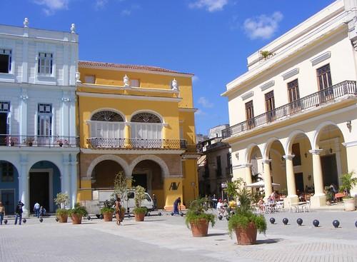 ** La Havane,couleurs pastel...**