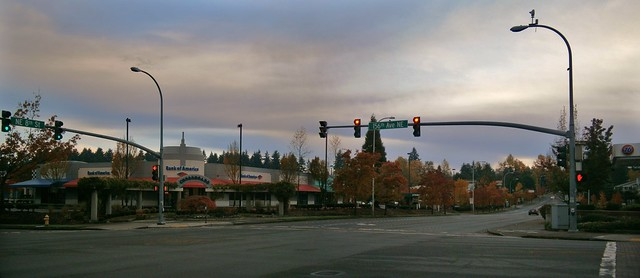 156th and NE 8th Street - Bellevue Crossroads