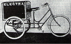 Australian Bicycle History: Cargo Bike Electra