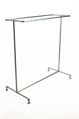 Industrial Quality Clothing Rack Kits
