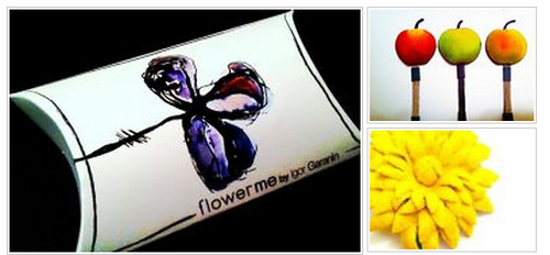 Flower me accessories for MAN