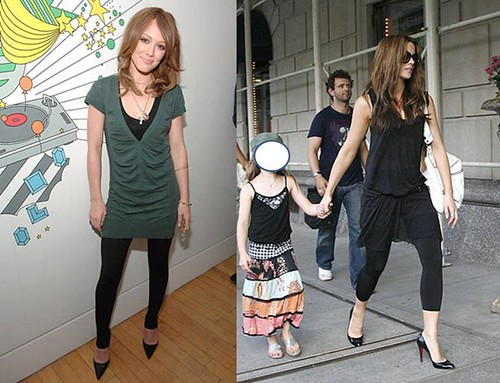 Hillary-Duff-Kate-Beckinsale-leggings-negros-clasicos