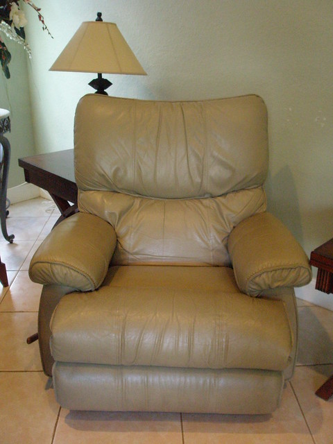 lazy boy leather recliner 50 flickr photo sharing