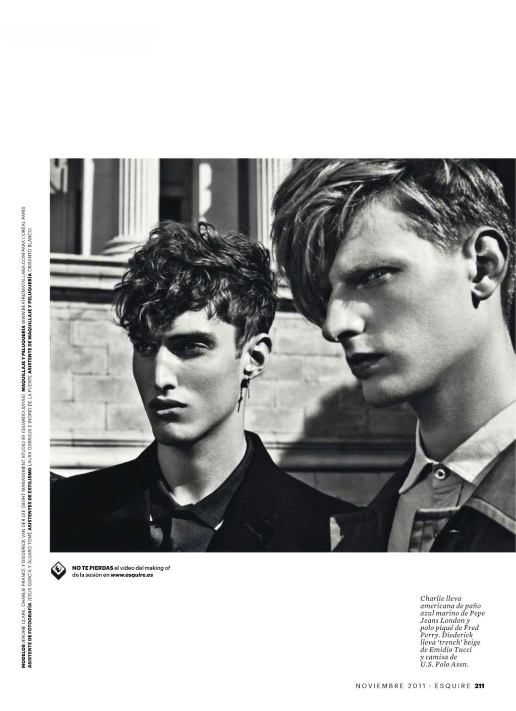 Esquire Spain December 2011_029Charlie France,Diederik Van der Lee(Flashbang@TFS)