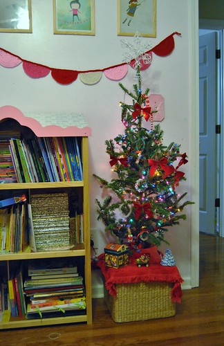 the girls' tree