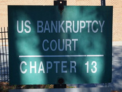 sign: US Bankruptcy Court Chapter 13