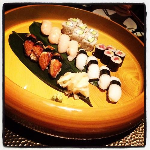 Sashimi/Sushi