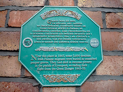 Photo of Green plaque № 8488