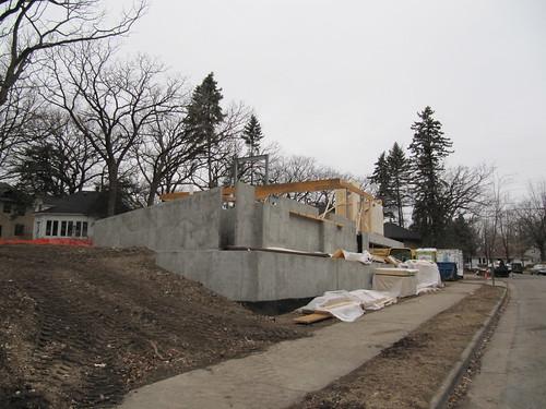 New Home Near Cedar Lake